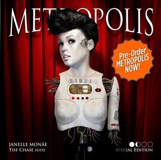 Metropolis: Suite I- Janelle Monae