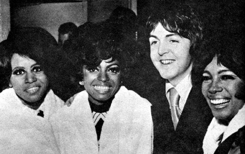 Paul & The Supremes 1968