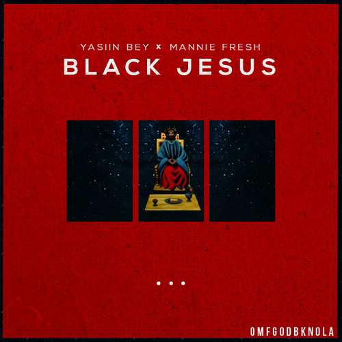 yasiin bey black jesus