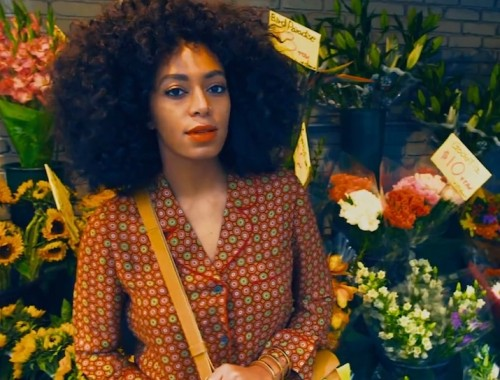 Solange-Locked-in-Closets-Video