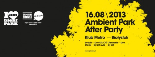 Ambient Park After Party