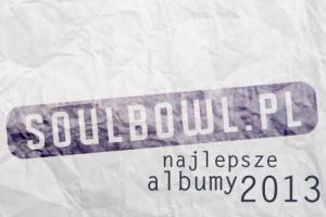 40 najlepszych płyt 2013