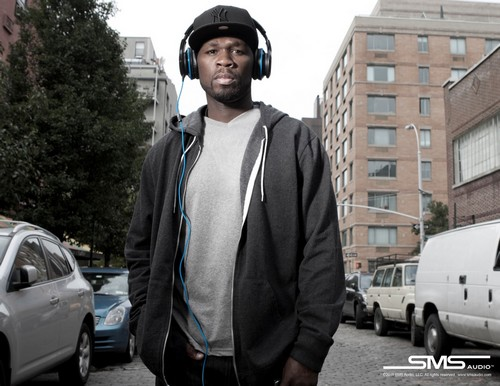 50 Cent i SMS Audio