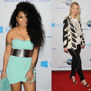 "Keyshia Cole i Iggy Azalea w remake'u ""Mo' Money Mo' Problems"""