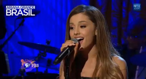 Ariana-Grande-performs-Whitney-Houston-song-at-White-House-1