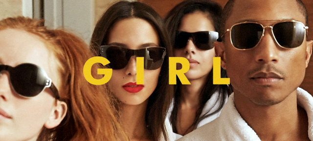 Recenzja: Pharrell Williams G I R L