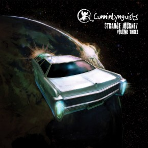 Recenzja: CunninLynguists Strange Journey Volume Three