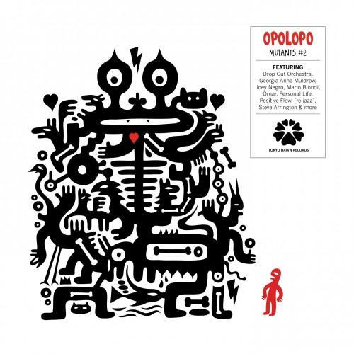 Opolopo - Mutants Volume 2 - Tokyo Dawn Records