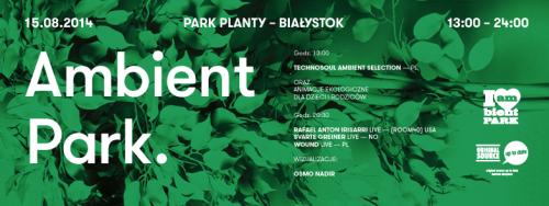 ambient park 2014