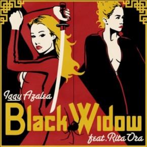 "Nowy teledysk: Iggy Azalea feat. Rita Ora ""Black Widow"""