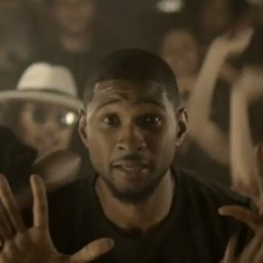 """Nowy teledysk: Usher """"She Came to Give It to You"""""""