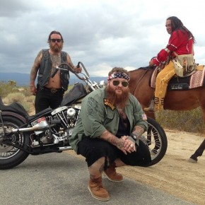 """Nowy teledysk: Action Bronson """"Easy Rider"""""""