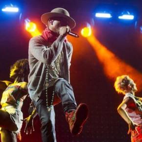 Występ Pharrella na Made In America