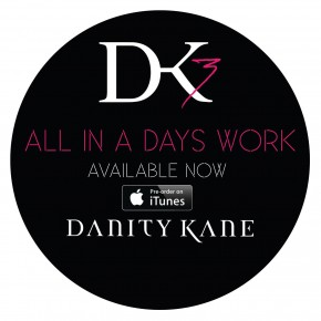 "Nowy utwór: Danity Kane ""All In A Days Work"""