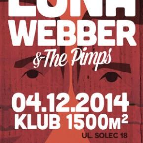 Łona i Webber & The Pimps w 1500m2!