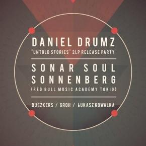 Duszne Granie x U Know Me Records pres. Daniel Drumz New LP Release Party