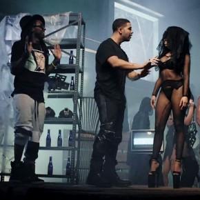 "Nowy teledysk: Nicki Minaj feat. Chris Brown, Drake & Lil Wayne ""Only"""