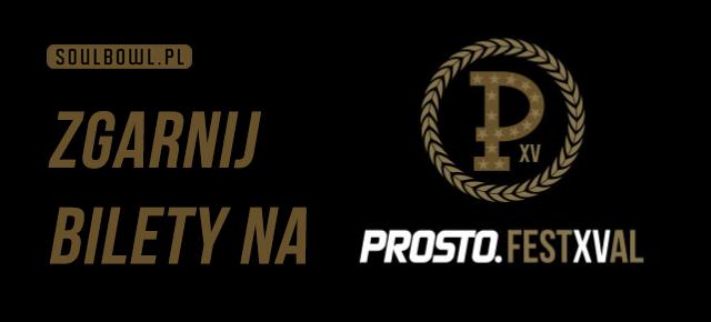 Zgarnij bilety na Prosto FestXVal - ROZWIĄZANIE KONKURSU!