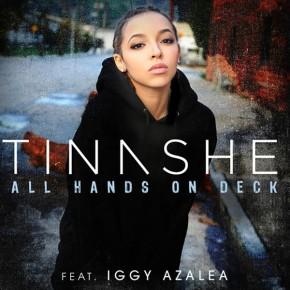 "Iggy Azalea w remiksie ""All Hands On Deck"" Tinashe"