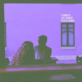 "Nowy utwór: D'Angelo ""Left and Right (FloFilz Remix)"""