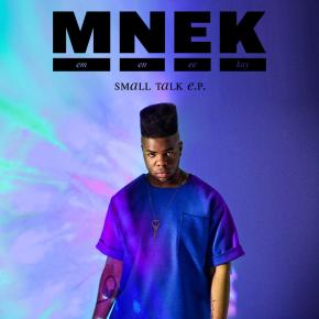 Odsłuch EP'ki Small Talk MNEK