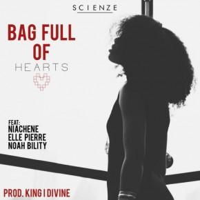 """Nowy utwór: ScienZe feat. Niachene, Elle Pierre & Noah Bility """"Bag Full Of Hearts"""""""