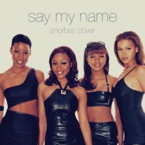 "Nowy utwór: snorbes ""Say My Name"""