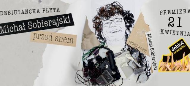 Nowy album: Michał Sobierajski Przed Snem