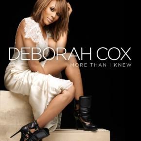 "Nowy utwór: Deborah Cox ""More Than I Knew"""