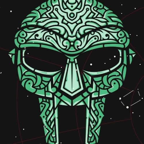 flying-lotus-mf-doom-mask-of-the-north-star-album-715x715