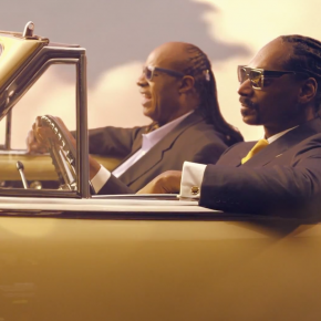 "Nowy teledysk: Snoop Dogg feat. Stevie Wonder ""California Roll"""