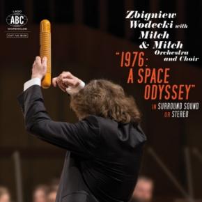 Recenzja: Zbigniew Wodecki with Mitch & Mitch 1976: A Space Odyssey