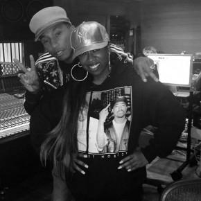 Missy Elliott w kuchni z Pharrellem Williamsem