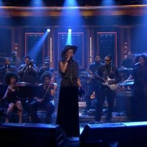 Lauryn Hill na żywo w programie The Tonight Show