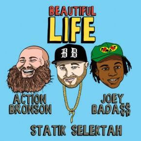 Statik Selektah nakręci klip na Fresh Island Festival 2015
