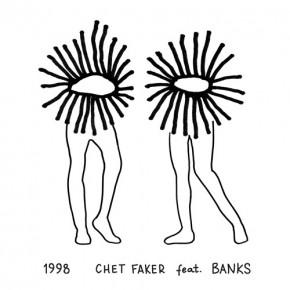 "Nowy utwór: Chet Faker feat. Banks ""1998"""