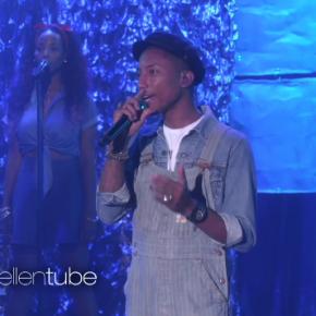"""Pharrell na żywo z """"Freedom"""""""