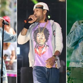 Składy Cypherów na BET Hip-Hop Awards 2015