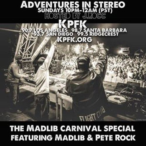 j-rocc-adventures-in-stereo-the-madlib-carnival-special-pete-rock-madlib