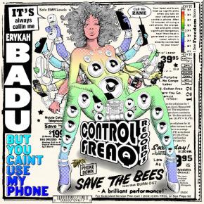 Recenzja: Erykah Badu But You Caint Use My Phone