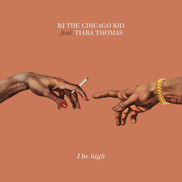 Nowy utwór BJ The Chicago Kid feat Tiara Thomas