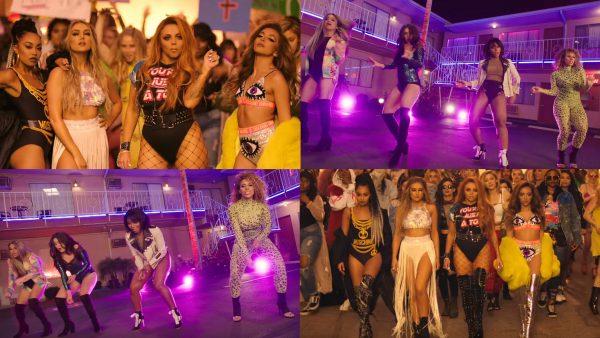 Little Mix vs Fifth Harmony - nowe teledyski