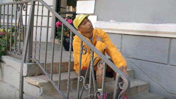 Nowy teledysk Pharrell Williams Yellow Light