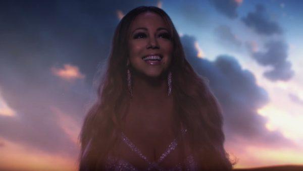 Bajkowa Mariah wteledysku doutworu The Star