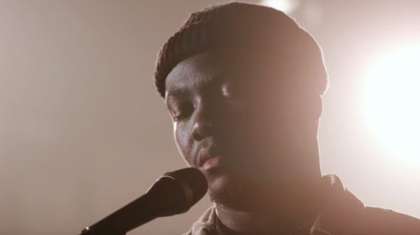 Jacob Banks na zywo w ramach L A Sessions