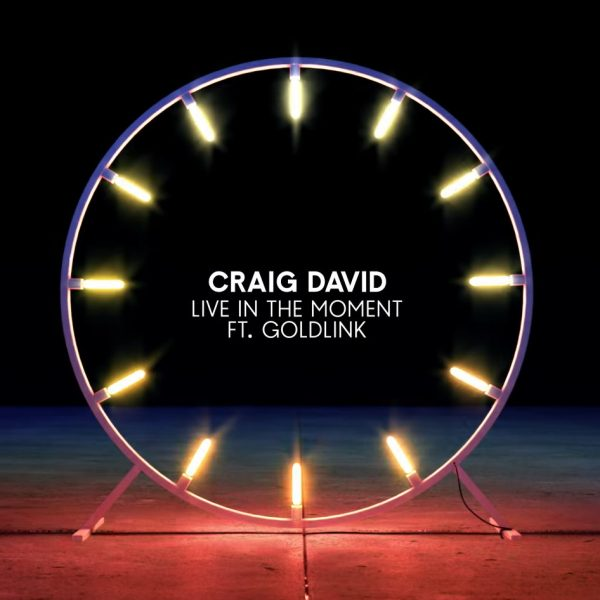 Nowy utwor Craig David feat GoldLink Live in the Moment