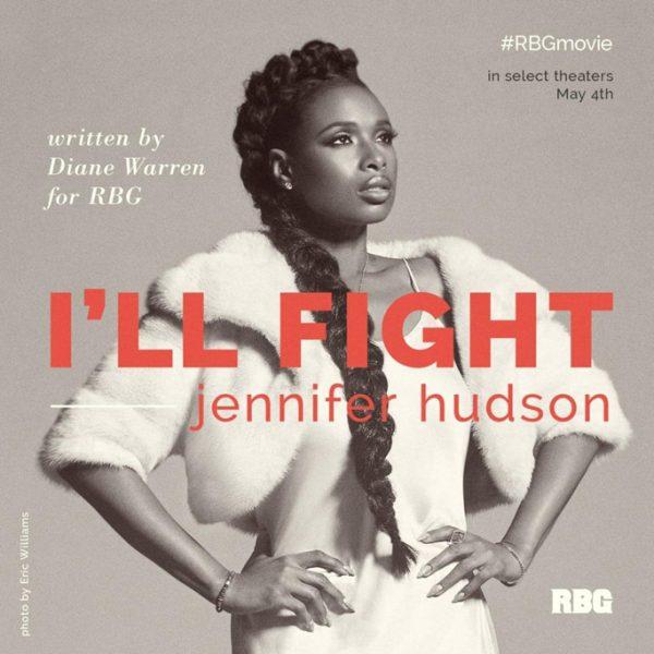 Waleczna Jennifer Hudson wutworze dofilmu dokumentalnego