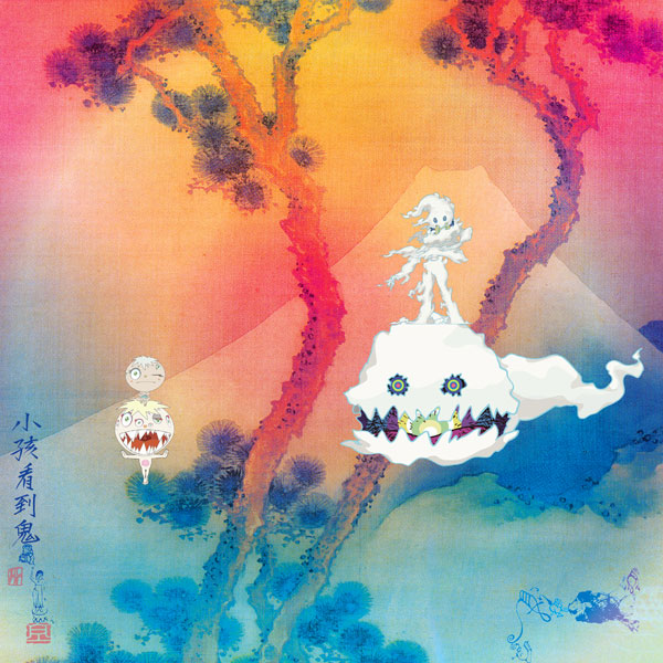 kids see ghosts recenzje