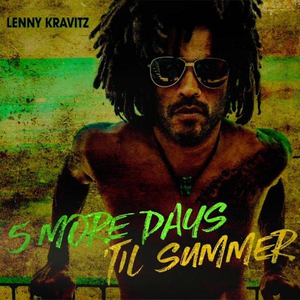 Lenny Kravitz odlicza dni dolata