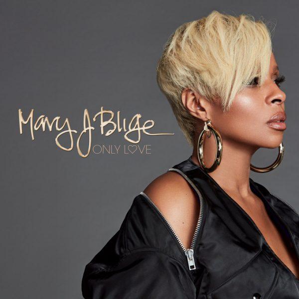 Mary J Blige odgania czarne chmury porozwodzie